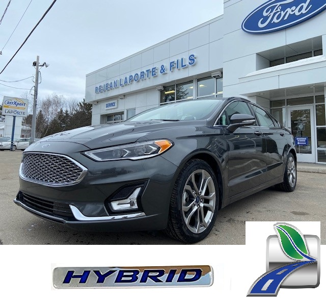 Ford Fusion hybride  2020