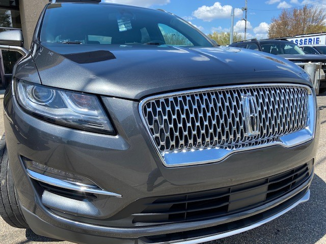 Lincoln MKC  2019 Spare wheel and kit